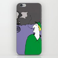 sailor iPhone & iPod Skins featuring Sailor by LOST in Fabula