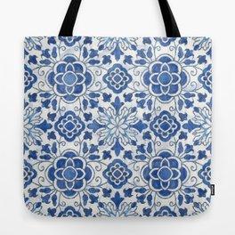 Azulejos Tote Bag