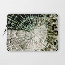 Web of Glass Laptop Sleeve