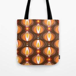 Oohladrop Brown Tote Bag