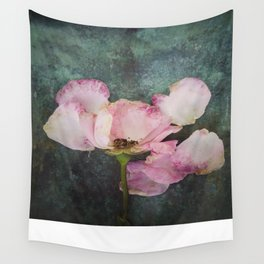 Wilted Rose II Wall Tapestry