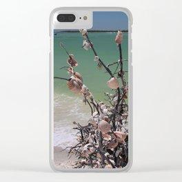 A Merry Milonga Clear iPhone Case
