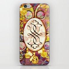 Monica (#TheAccessoriesSeries) iPhone & iPod Skin