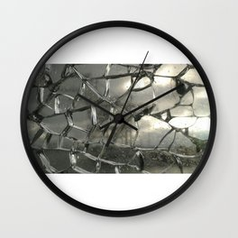 Storm Glass Wall Clock