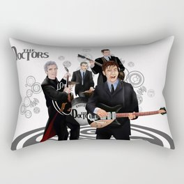 The Doctor who Renunion BAND iPhone 4 4s 5 5c 6 7, pillow case, mugs and tshirt Rectangular Pillow