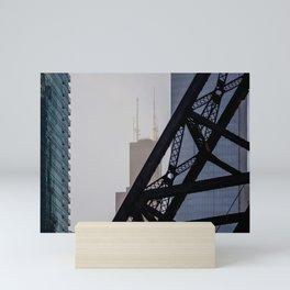 Steel and Glass Mini Art Print