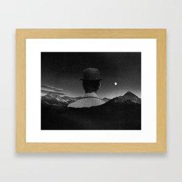 Afterhours Framed Art Print