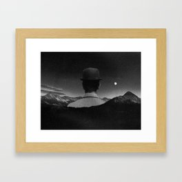 Afterhours Framed Art Print
