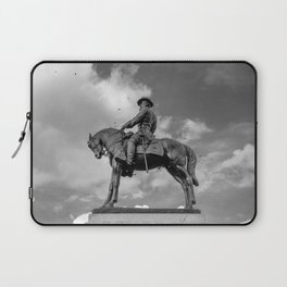 Time to go, time to remember Laptop Sleeve