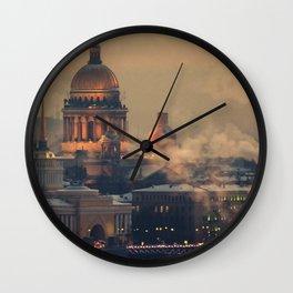 St. Petersburg leningrad Wall Clock