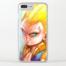 Fused Warrior's New Level Clear iPhone Case