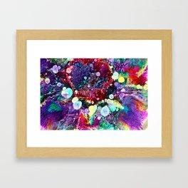 Microcosmos Macro 2 Framed Art Print