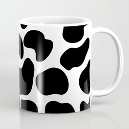 Cow Print Coffee Mug