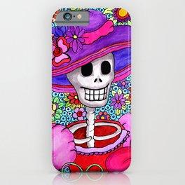 Mexican Catrina iPhone Case