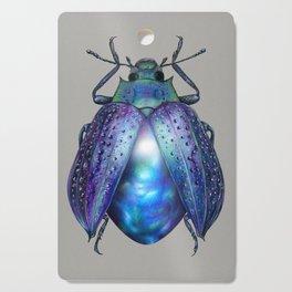 Black Opal Beetle Cutting Board