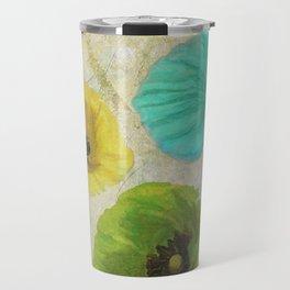Poppy Shimmer II Travel Mug