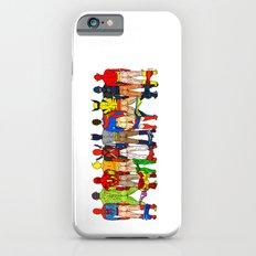 Superhero Butts LV iPhone 6s Slim Case