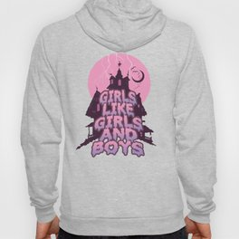 girls like girls and boys Hoody
