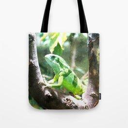 Fiji Iguana Tote Bag