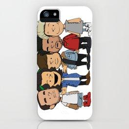 Schulz 1D iPhone Case