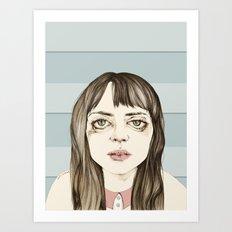 Macarena Gómez Art Print