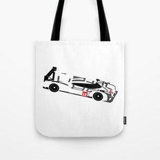 Porsche 919 Hybrid LMP1 Tote Bag