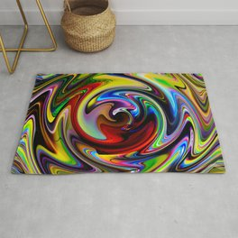 Abstract perfection 112 Rug