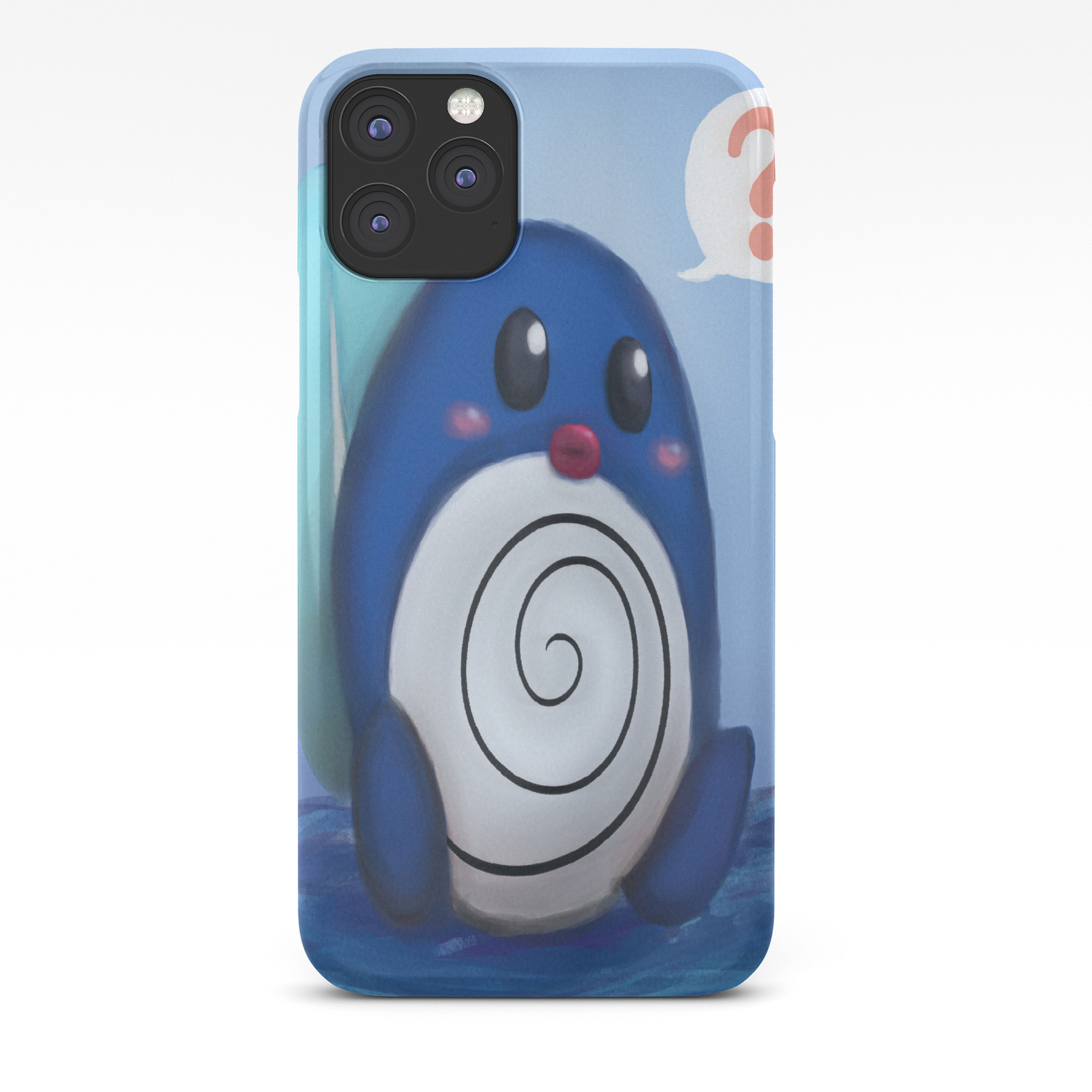 Poliwag iphone case