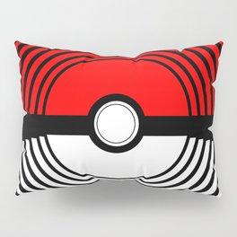 A Pokeball Within a Pokeball Pillow Sham