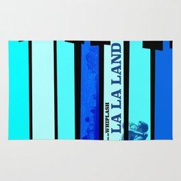 La La Land alternate poster Rug