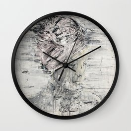 """1298- Seduction Series"" by Roger König (b.1968) Wall Clock"