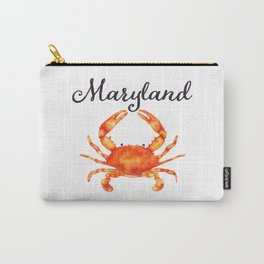 Maryland Crab Carry-All Pouch