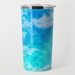 Sweet Blue Dreams Travel Mug