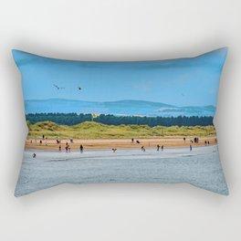 St Andrews Beach Rectangular Pillow