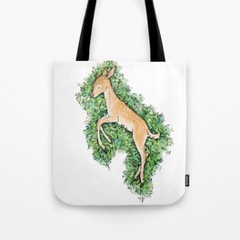 Resting Place - Fawn Tote Bag