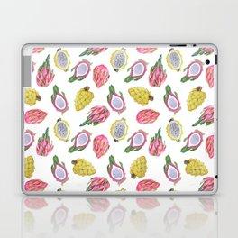 Dragon Fruit  Summer Watercolor Laptop & iPad Skin