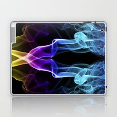 Smoke Photography #45 Laptop & iPad Skin