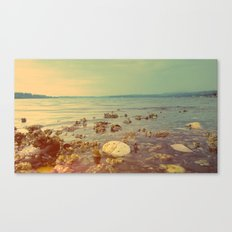 Mermaid Life Canvas Print