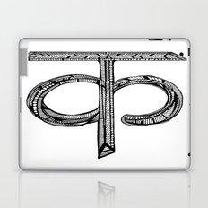Hindi Alphabet C/K Laptop & iPad Skin