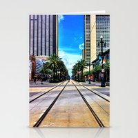 new orleans Stationery Cards featuring New Orleans by Resistance