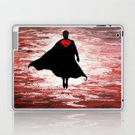Superman unleashed Laptop & iPad Skin