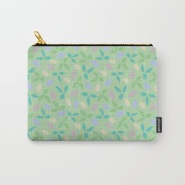 Whimsical Leaves Carry-All Pouch