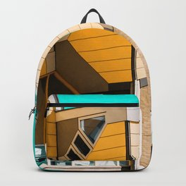 Geometric Distortion Backpack