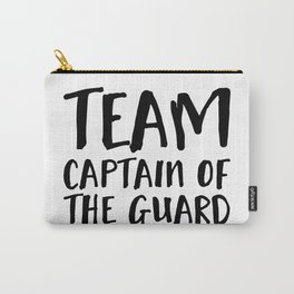 Team Captain of the Guard  Carry-All Pouch