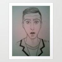 Shock and Awe Art Print