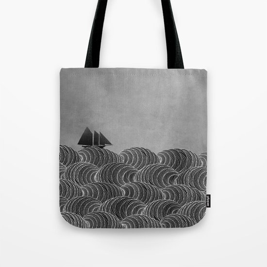 The Ancient Sea Tote Bag