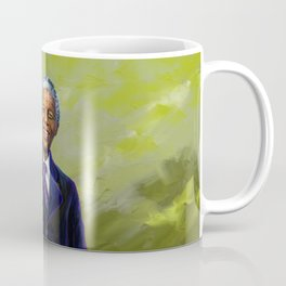 Nelson Mandela Coffee Mug