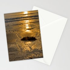 Patterns in the Sand Stationery Cards
