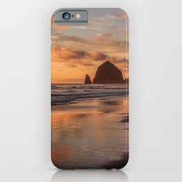 Sunset Stage Right iPhone Case