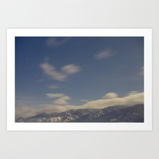 clear air Art Print